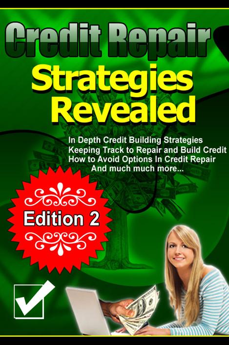 Mortgage, Credit Repair