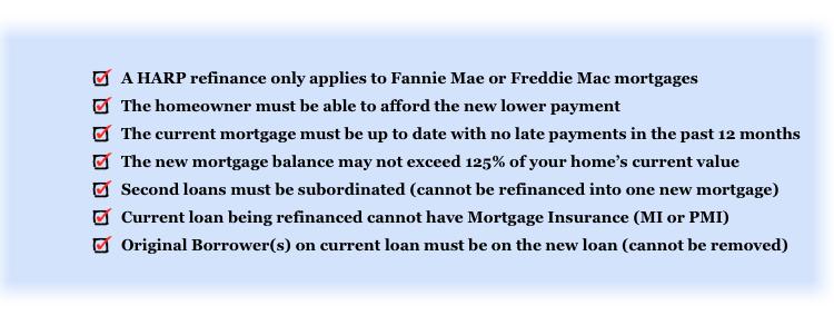Boca Raton Mortgage Loan Officer HARP DU Refi Plus Loan Program